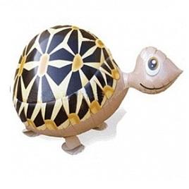 """Купить ходячий шарик в призент для ребенка """"Черепашка"""" в интернет-магазине Шары-и-Шарики.ру"""