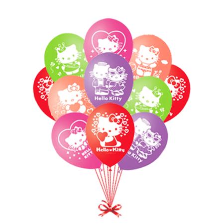 Hello Kitty шарики детские