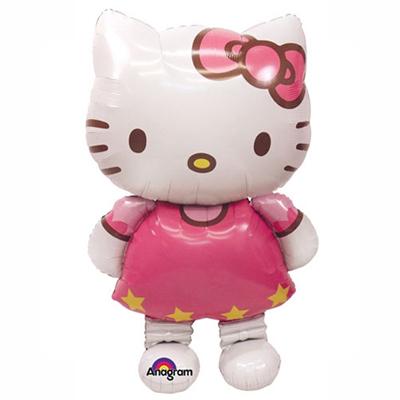 Hello Kitty ходячая фигура