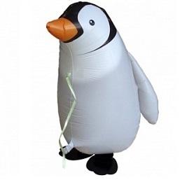 """Купить ходячий шарик в подарок """"Пингвин"""" в интернет-магазине Шары-и-Шарики.ру"""