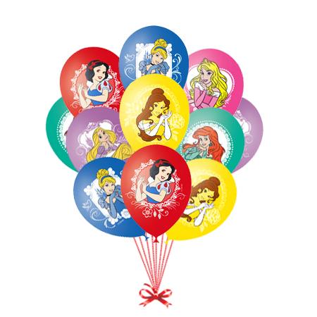 Детские шарики Принцессы
