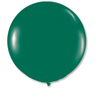 Большой зелёный шар