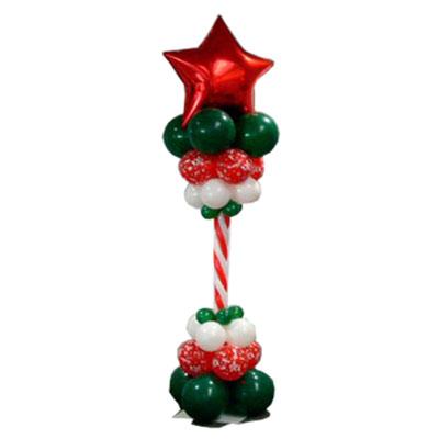 Стойка из шаров «Праздничная»