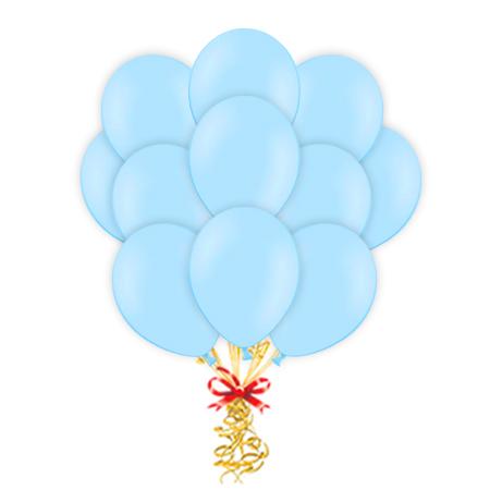 Связка «Голубое мороженое»