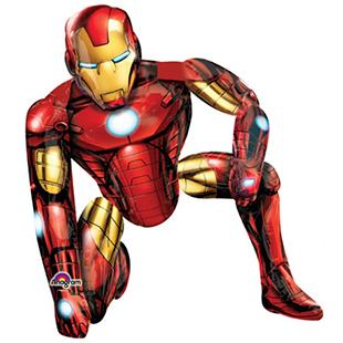 Железный Человек - ходячий воздушный шар
