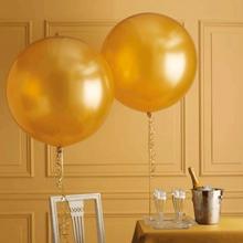 Большие шары «Золотые»