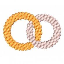 Кольца из шаров переплетенные