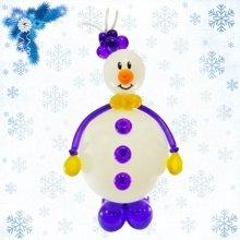 Красавчик - снеговик