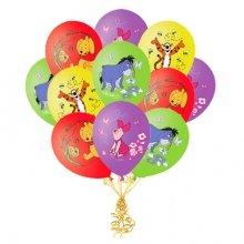 Воздушные шары «Винни Пух»