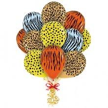 Связка «Сафари» с шарами