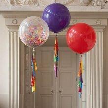 Воздушные олимпийские шары